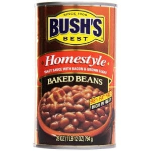 Bush's Best Homestyle Baked Beans Product Image
