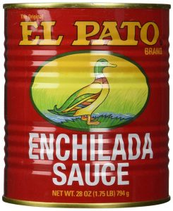 El Pato Red Chile Enchilada Sauce Product Image