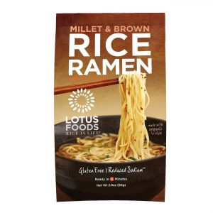 Lotus Foods Rice Ramen Noodles Product Image