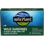 Wild Planet Wild Sardines In Extra Virgin Olive Oil Product Image