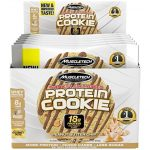 Muscletech Soft Baked Whey Protein Cookie Product Image