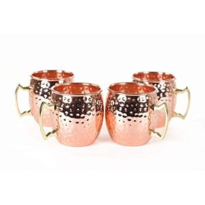 Rv Hammered Copper Moscow Mule Mug Product Image