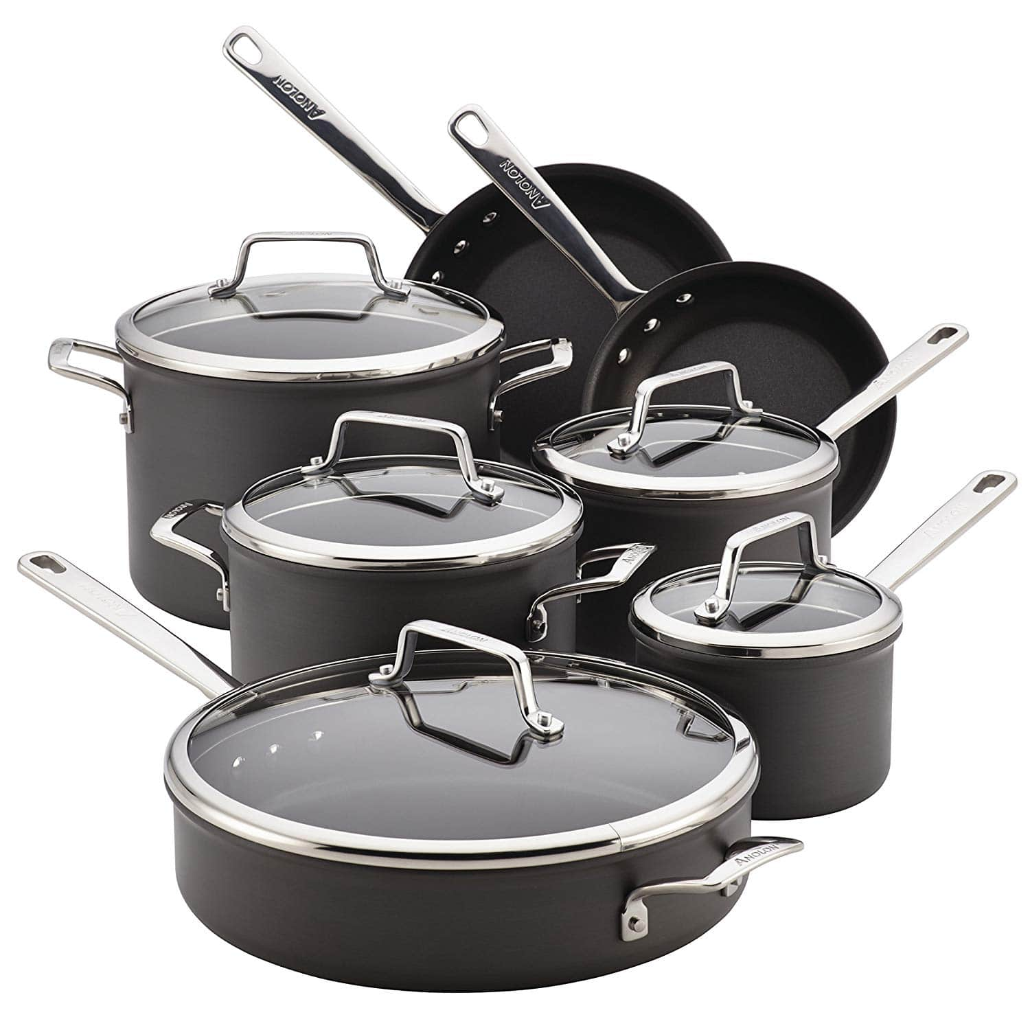 5 Best Anolon Cookware for your Kitchen