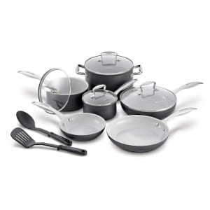 Greenlife Cc000801 001 Classic Pro Hard Anodized Cookware Set Product Image