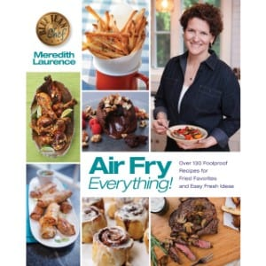 5 Best Air Fryer Cookbooks for your Kitchen