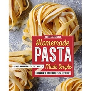 5 Best Pasta Cookbooks for your Kitchen
