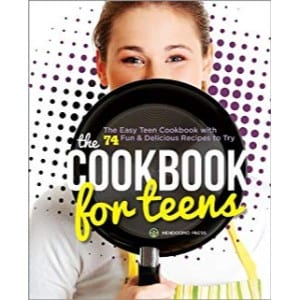 5 Best Cookbooks for Teenagers for your Kitchen