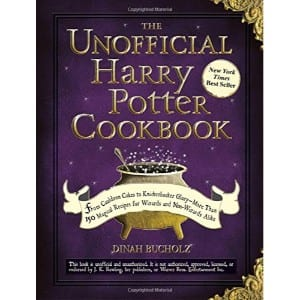 The Unofficial Harry Potter Cookbook From Cauldron Cakes To Knickerbocker Glory