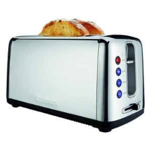 Cuisinart Cpt 2400 The Bakery Artisan Bread Toaster