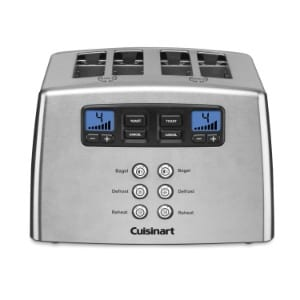 Cuisinart Cpt 440 Touch To Toast Leverless 4 Slice Toaster