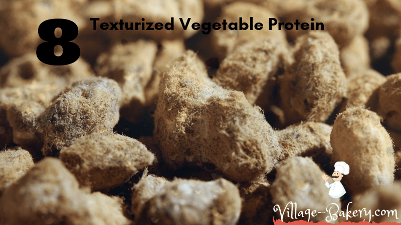 Texturized Vegetable Protein
