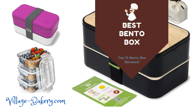 Top 15 Best Bento Box Reviews And Comparison